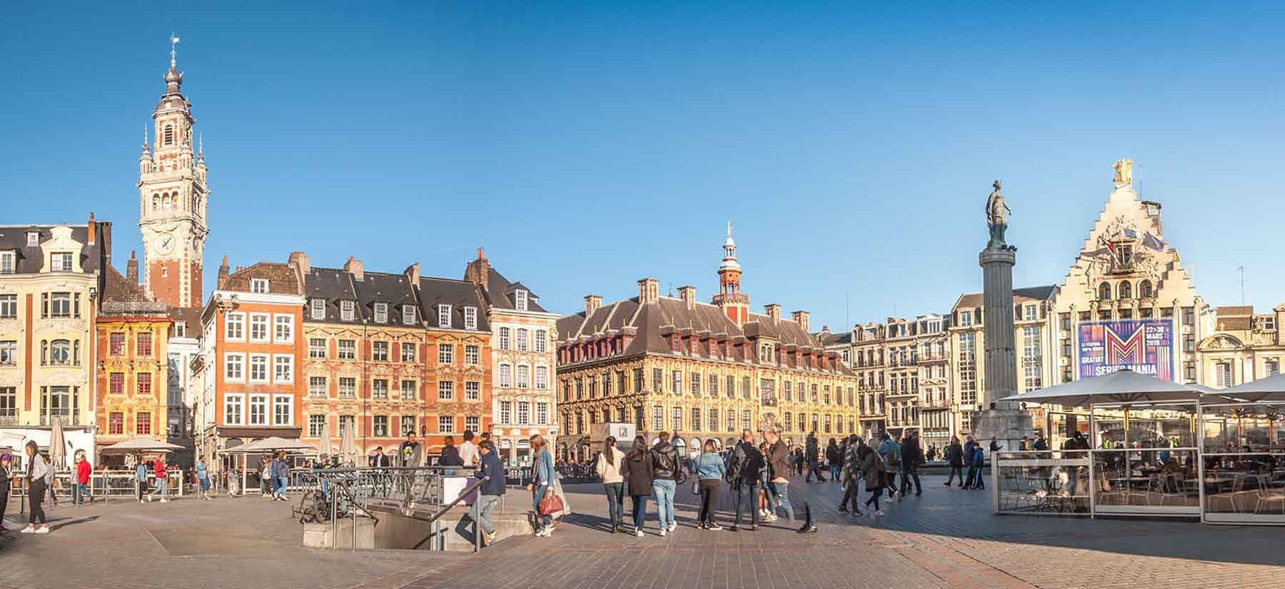 Les magasins Cyclable à Lille